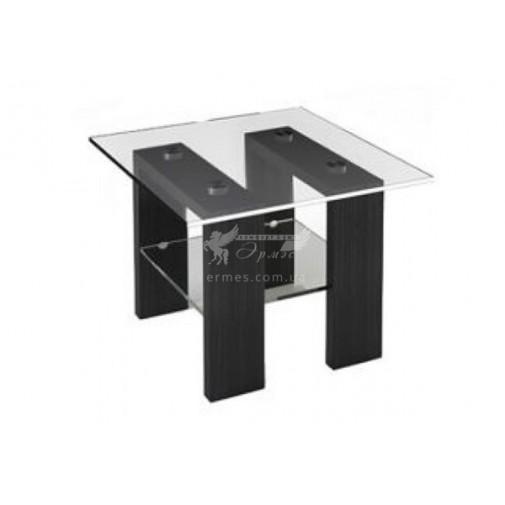 Журнальний столик JTS 003 ESCADO (скляний квадратної форми)