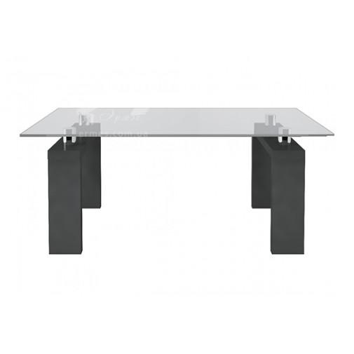 Журнальный столик JTS 006 ESCADO (стеклянный прямоугольный)