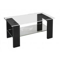 Журнальний столик JTS 007 ESCADO (скляний, прямокутний)