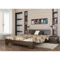 """Ліжко """"Титан"""" Щит Естелла (дерев'яна з бука)"""