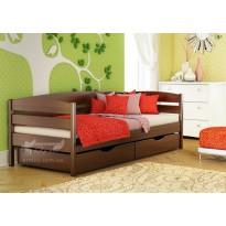 """Кровать """"Нота Плюс"""" Щит Эстелла (деревянная кровать для подростка)"""