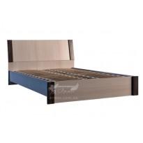 Ліжко 1600 + ламелі Венеція Фенікс (з ортопедичною підставою)