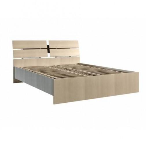 Кровать Клеопатра 1600 Феникс (двуспальная кровать из ДСП)