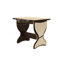 Стол для обеденных зон КС - 4 Компанит (раскладной обеденный)
