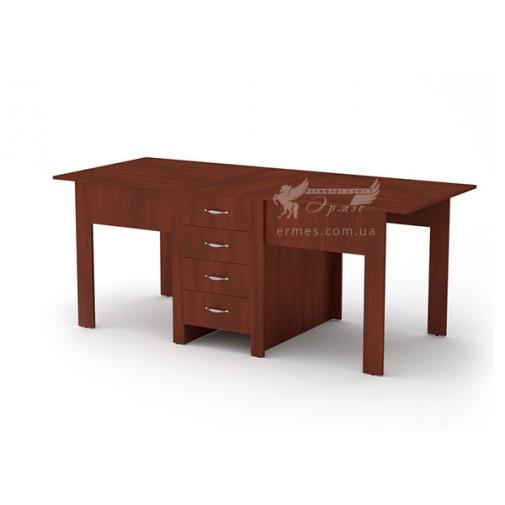 Стол-Книжка - 3 Компанит (раздвижной с ящиками)