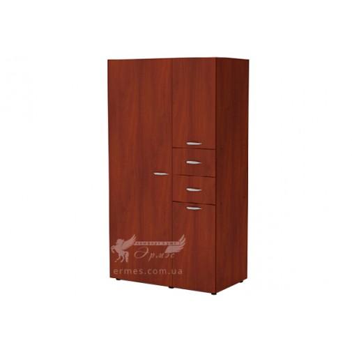 Шкаф 19 Компанит (широкий с ящиками)