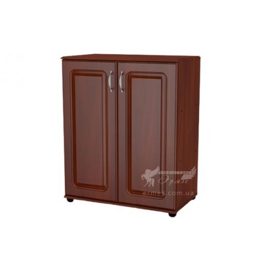 Комод 2 Д МДФ Компанит (з двома дверцятами)