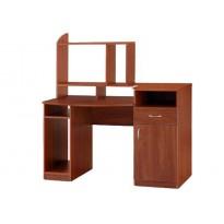 """Комп'ютерний стіл """"Комфорт-2"""" Компанит (з тумбою и надбудовою)"""