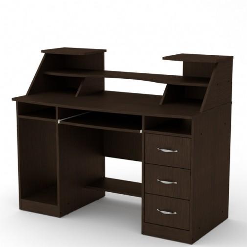 """Компьютерный стол """"Комфорт-5"""" Компанит (с двумя тумбами)"""