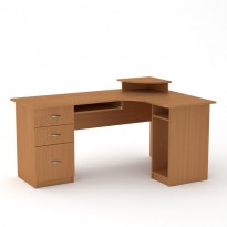 """Комп'ютерний стіл """"СУ-3"""" Компанит (широкий кутовий)"""