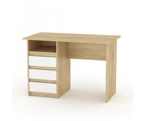 """Письмовий стіл """"Декан-1"""" Компанит (з шухлядами)"""