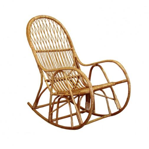 Кресло-качалка КК-4/3 Черниговская фабрика лозовых изделий