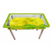 Стол обеденный С-16 M-Destin (стеклянный прямоугольный)