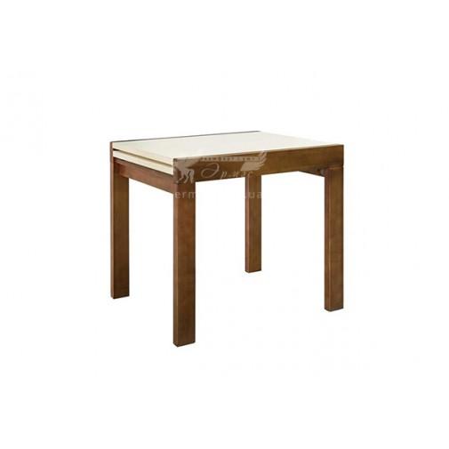 """Стол """"Твист"""" Мебель Сервис (деревянный прямой)"""