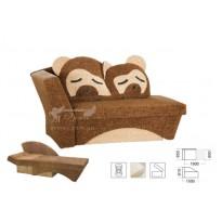 """Дитячий диван """"Ведмедик"""" Меблі Сервіс (розкладний)"""