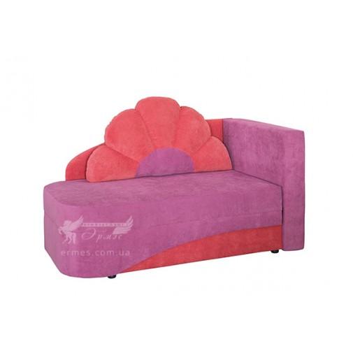 """Детский диван Юниор """"Капелька"""" Мебель Сервис  (раскладной с подушкой)"""