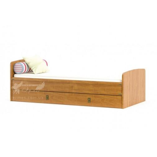 """Ліжко """"Валенсія"""" Меблі Сервіс (односпальне з шухлядами)"""