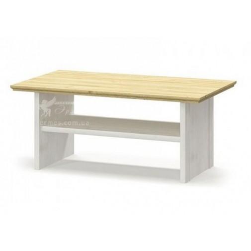 """Журнальный столик """"Ирис"""" Мебель Сервис (прямоугольный кофейный)"""
