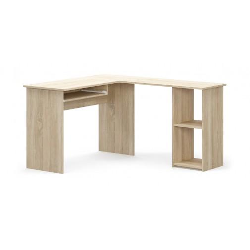 """Комп'ютерний стіл """"Т-06"""" Меблі Сервіс (широкий, кутовий)"""