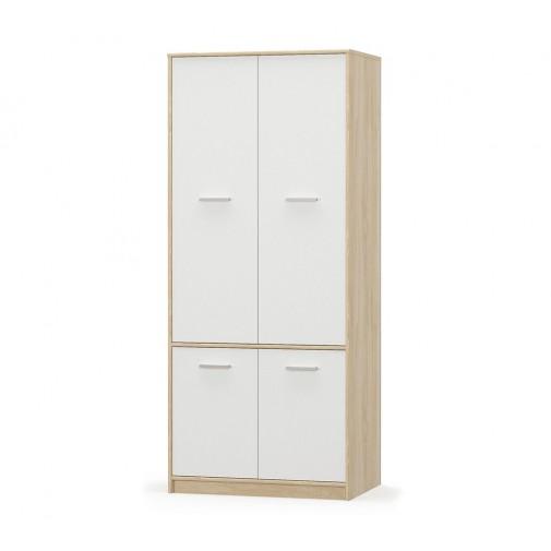 "Шкаф 4Д  ""Типс"" Мебель Сервис"