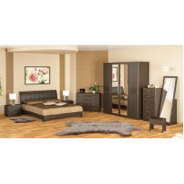 """Кровать 160 """"Токио"""" Мебель Сервис"""