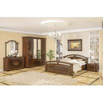 """Кровать 160 """"Алабама"""" Мебель Сервис"""