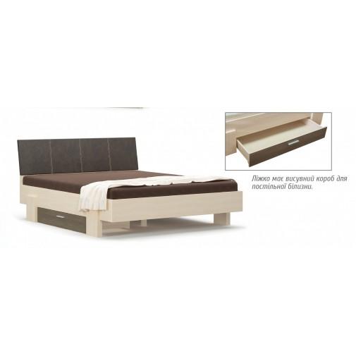 """Кровать 160 """"Кантри"""" Мебель Сервис"""