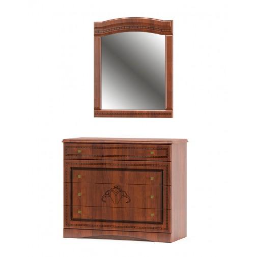 "Зеркало ""Милано"" Мебель Сервис (декоративное на стену)"