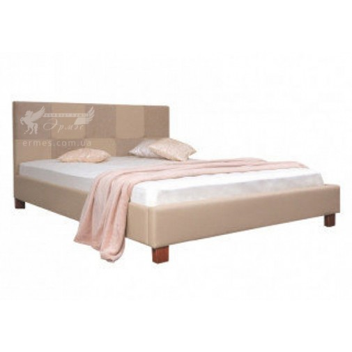 """Ліжко """"Ніколь"""" Melbi (м'яка, на ніжках)"""