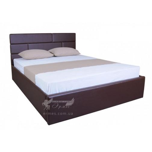 """Кровать """"Джина"""" Melbi (с мягким изголовьем)"""