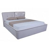 """Кровать """"Стефани с подъёмным механизмом"""" Melbi (мягкая без изножья)"""