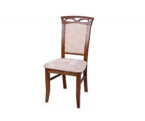 """Стілець """"Вікторія"""" Мелітополь меблі (класичний дерев'яний стілець з м'якою оббивкою)"""
