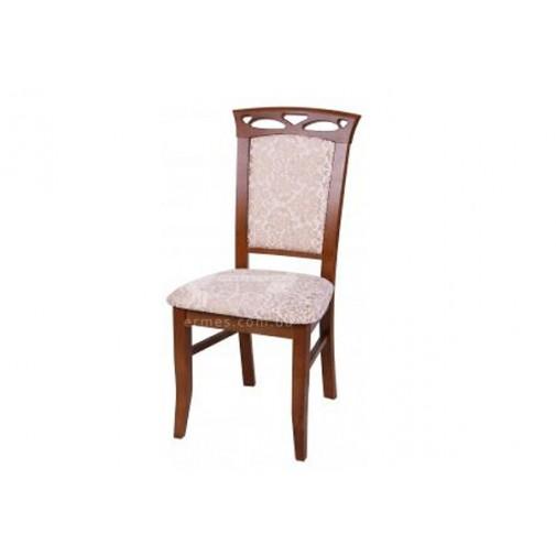 """Стул """"Виктория"""" Мелитополь мебель (классический деревянный стул с мягкой оббивкой)"""