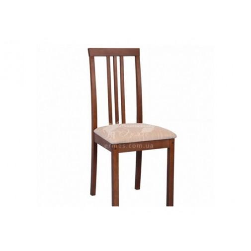 """Стул """"Ника Н"""" Мелитополь мебель (деревянный стул с твердой спинкой)"""