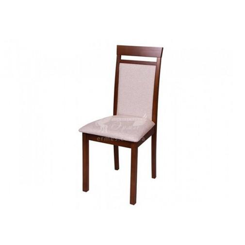 """Стул """"Ника 2 Н"""" Мелитополь мебель (деревянный с высокой мягкой спинкой)"""