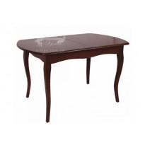 """Стол """"Премьер"""" Мелитополь мебель (классический раздвижной стол в гостиную)"""