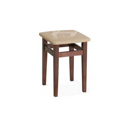 Табурет Т - 65.4 Мелитополь мебель (деревянный с мягкой сидушкой)