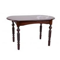 """Стол обеденный раскладной """"Бруно"""" Микс мебель (из натурального дерева)"""