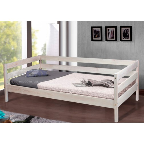 "Ліжко ""Sky-3"" вільха Мікс меблі (односпальне)"