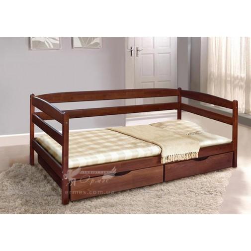 """Кровать деревянная """"Ева"""" Микс мебель"""