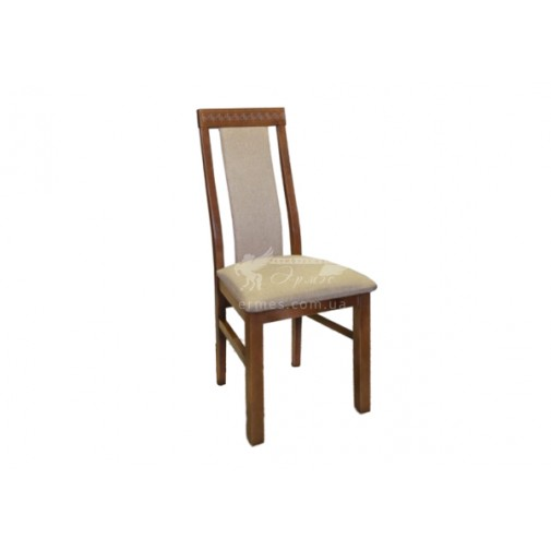 """Стул """"Буковель"""" Микс мебель (деревянный с мягкой спинкой)"""