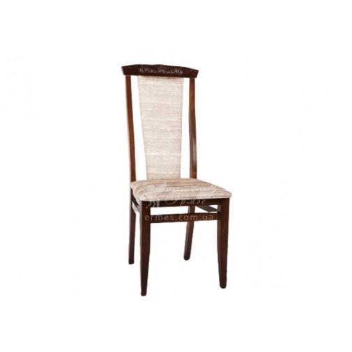 """Стул """"Чумак-2"""" Микс мебель (деревянный с высокой спинкой)"""