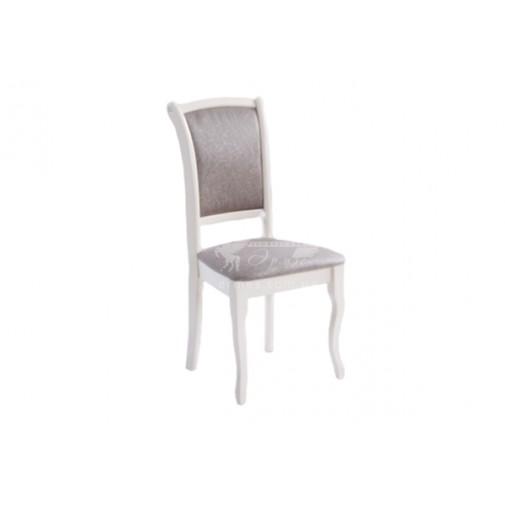 "Стул ""Лорд - Беж"" Микс мебель (белый деревянный)"