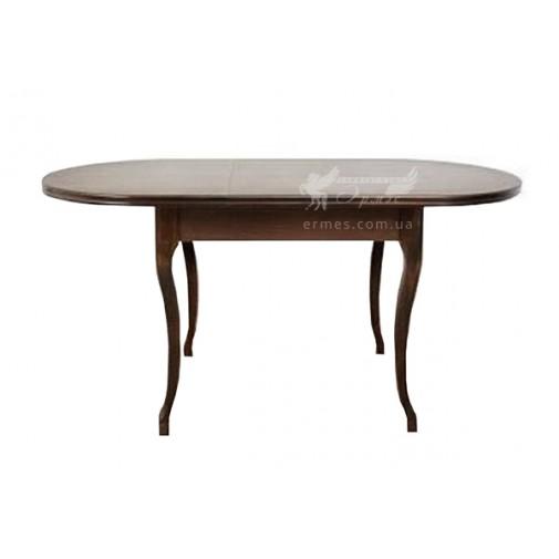 """Стол обеденный раскладной """"Твист"""" Микс мебель (деревянный овальный)"""