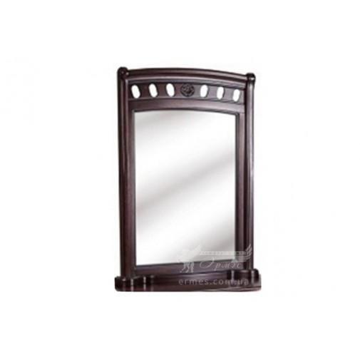 """Зеркало """"Флоренция"""" Микс мебель (в декоративной деревянной раме)"""