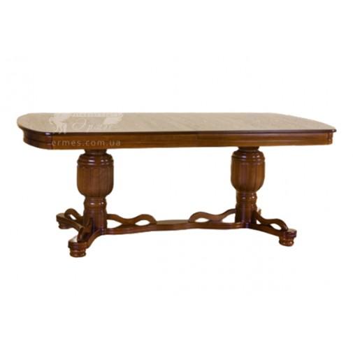 """Стол обеденный """"Барон"""" Микс мебель (классический деревянный)"""
