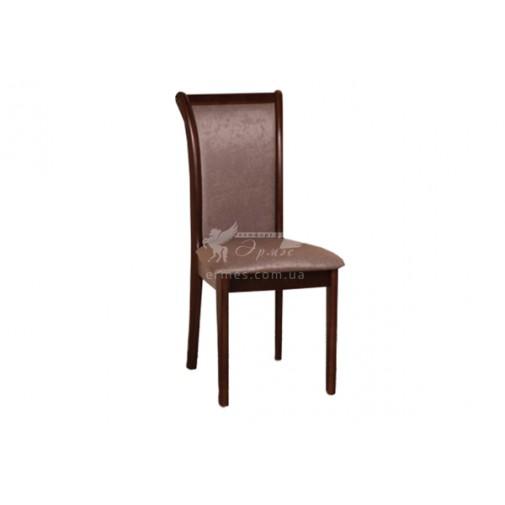 """Стул """"Симпл"""" Микс мебель (деревянный с высокой спинкой)"""