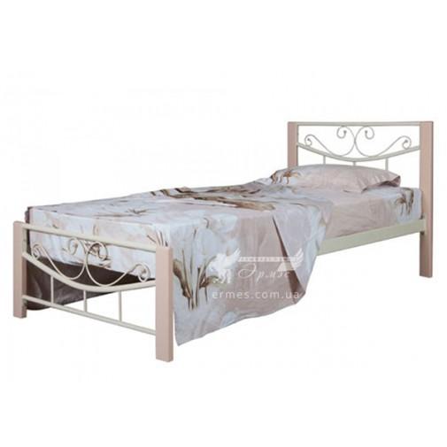 """Кровать """"Миллениум Вуд"""" бежевый Микс мебель"""