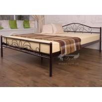 """Кровать """"Релакс"""" черный Микс мебель"""