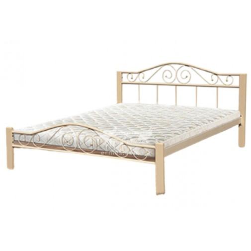 """Кровать """"Респект Вуд"""" бежевый Микс мебель"""